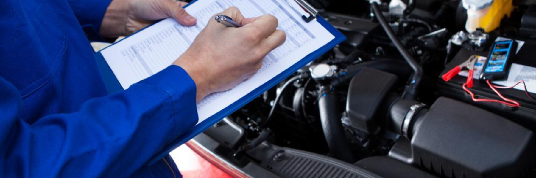 proactive vehicle maintenance plan